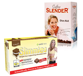 Go4slim Slimmies + Coffee Slender